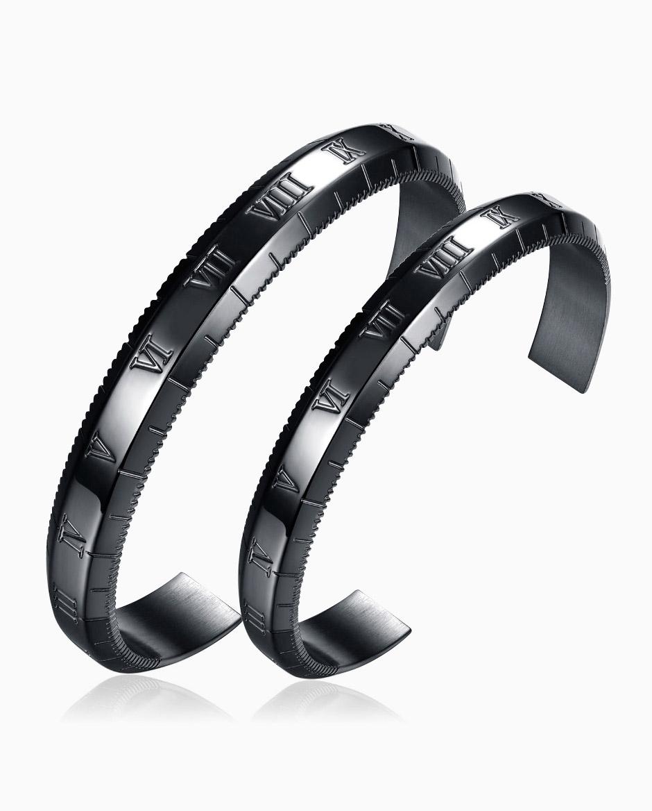 Black-Open-Cuff-Bracelet