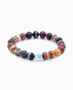 jasper-stone-beaded-charm-bracelet