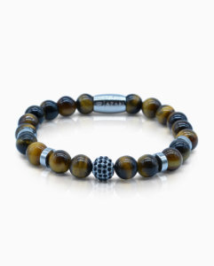 mens-tiger-gemstone-cubic-zirconia-and-stainless-steel-beads-jewelry