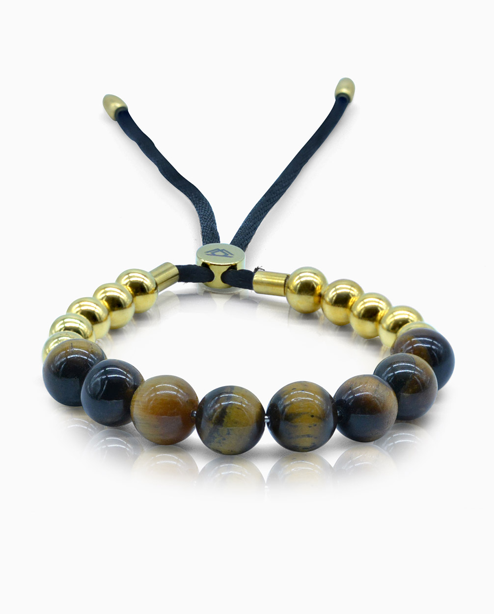 tiger-eye-and-18kt-gold-mens-bracelets