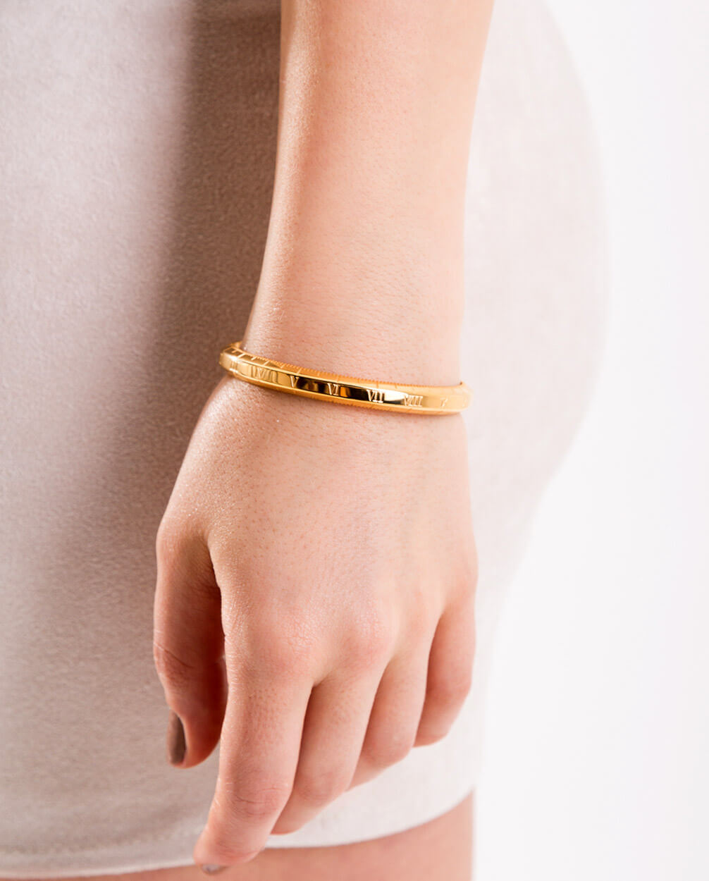 Azari-Womens-Gold-Plated-Cuff