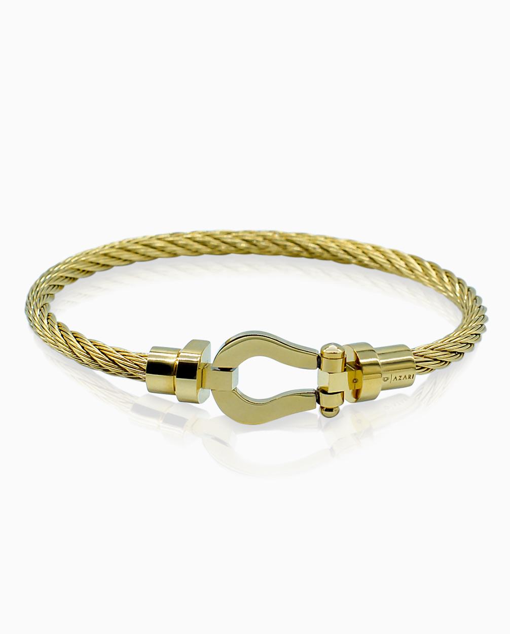 mens-gold-magnetic-clasp-bracelet